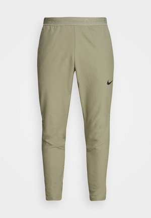 FLEX VENT MAX PANT - Tracksuit bottoms - light army/black