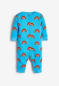 Next - 3 PACK  - Sleep suit - blue - 1