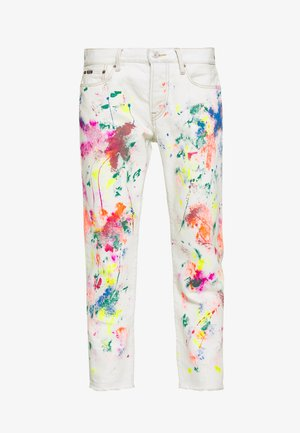 ANDERS WASH - Straight leg jeans - light indigo pain