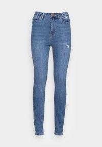 ONLKEILY SKINNY  - Jeans Skinny Fit - medium blue denim