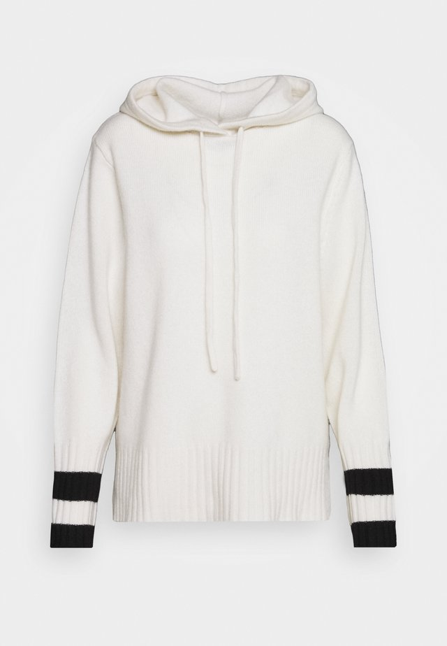 HOODIE - Jersey con capucha - white