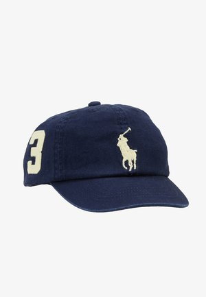 BIG APPAREL ACCESSORIES HAT UNISEX - Kšiltovka - newport navy