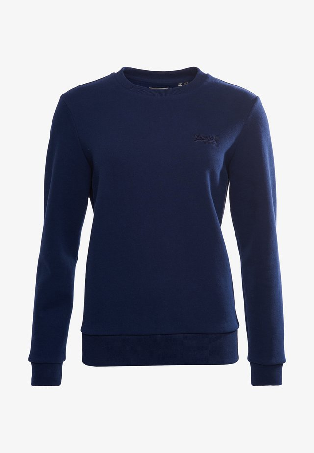 Sweatshirt - rich navy