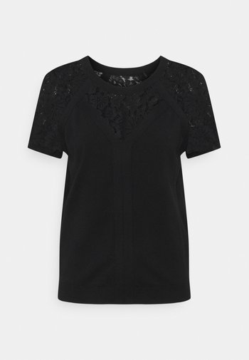 T-shirts print - noir