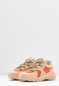 Toral - Sneakers basse - almendra/cumbia giusy - 4