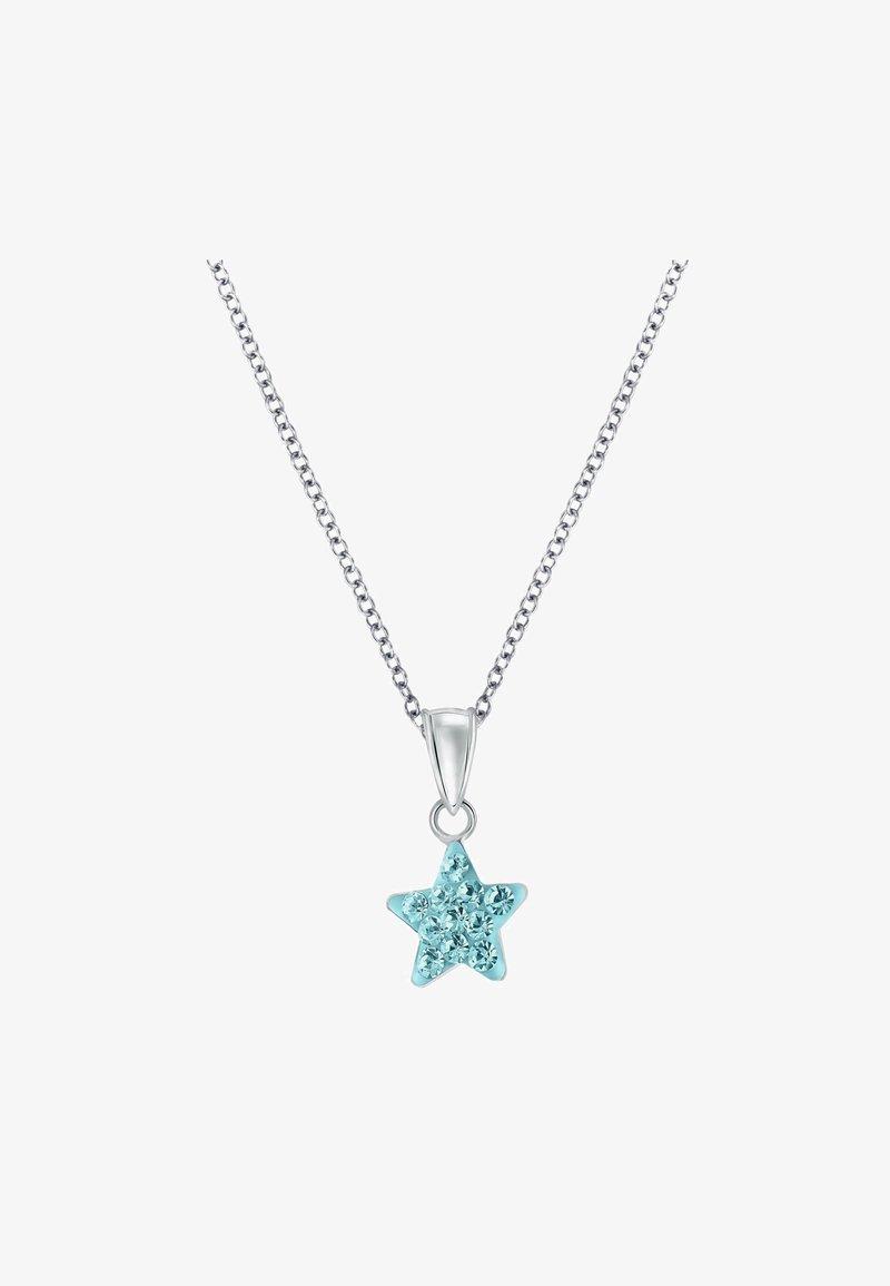 Lucardi - Necklace - aqua