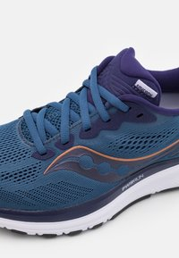 Saucony - RIDE 14 - Neutral running shoes - storm/copper - 5