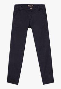 Blue Effect - BOYS - Chino kalhoty - nachtblau antik - 0