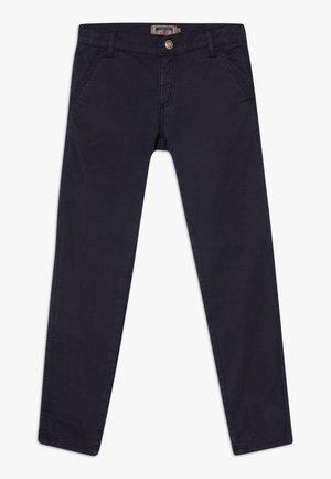 BOYS - Chino kalhoty - nachtblau antik