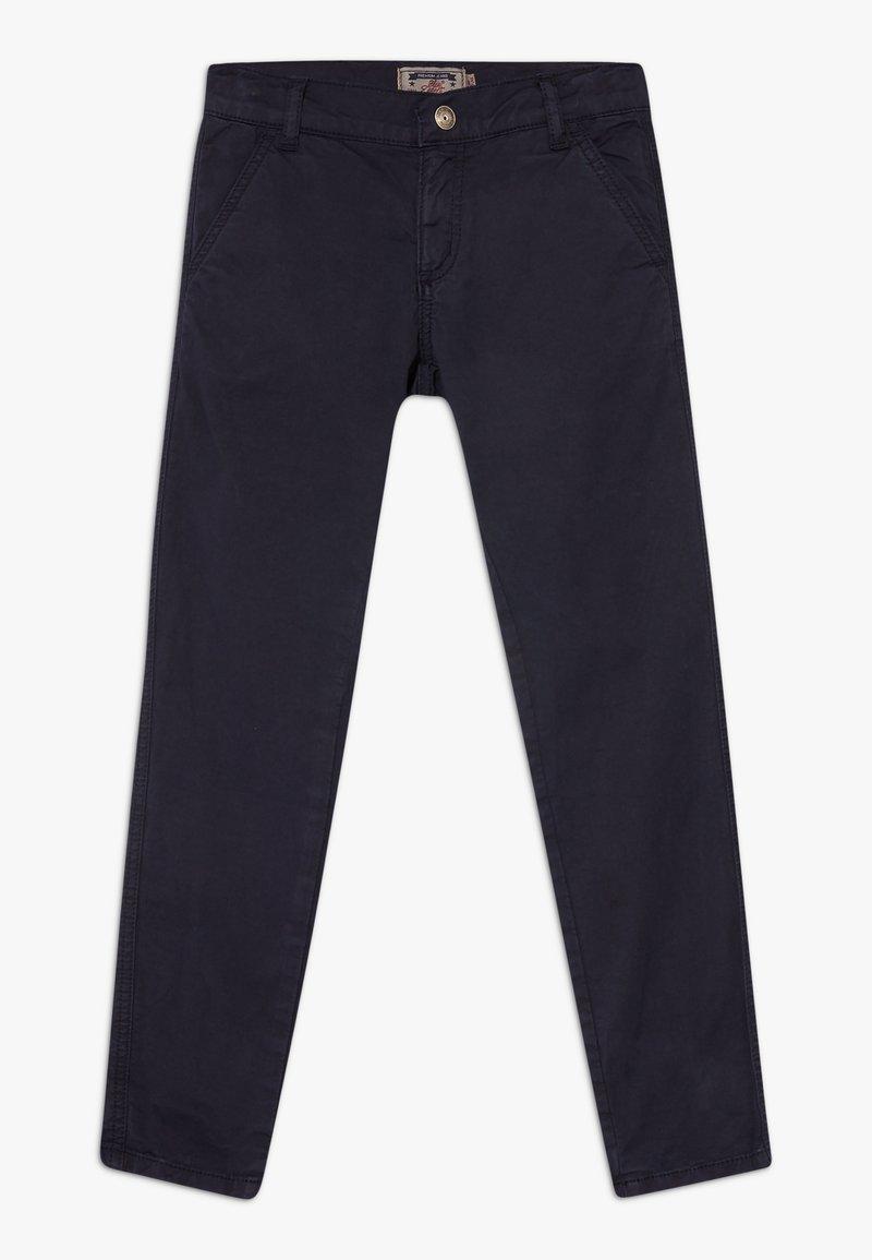 Blue Effect - BOYS - Chino kalhoty - nachtblau antik