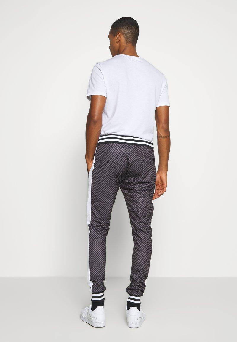 Night Addict - Pantaloni sportivi - grey/black