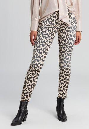 Jeans Skinny Fit - black varied