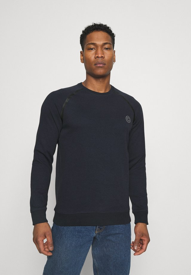 TREASS  - Sweater - navy
