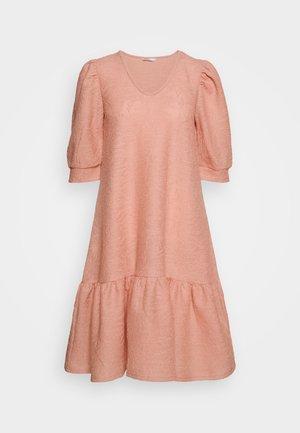 ONLDORA PUFF DRESS  - Jumper dress - rose smoke