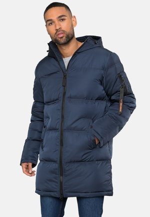 QUADRANT - Winter coat - blau