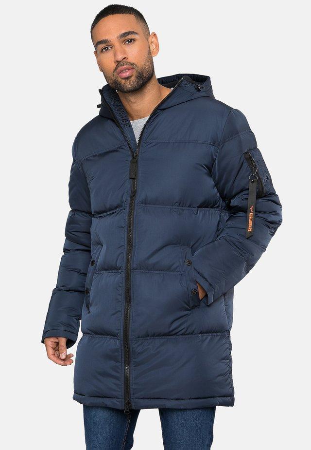 QUADRANT - Cappotto invernale - blau