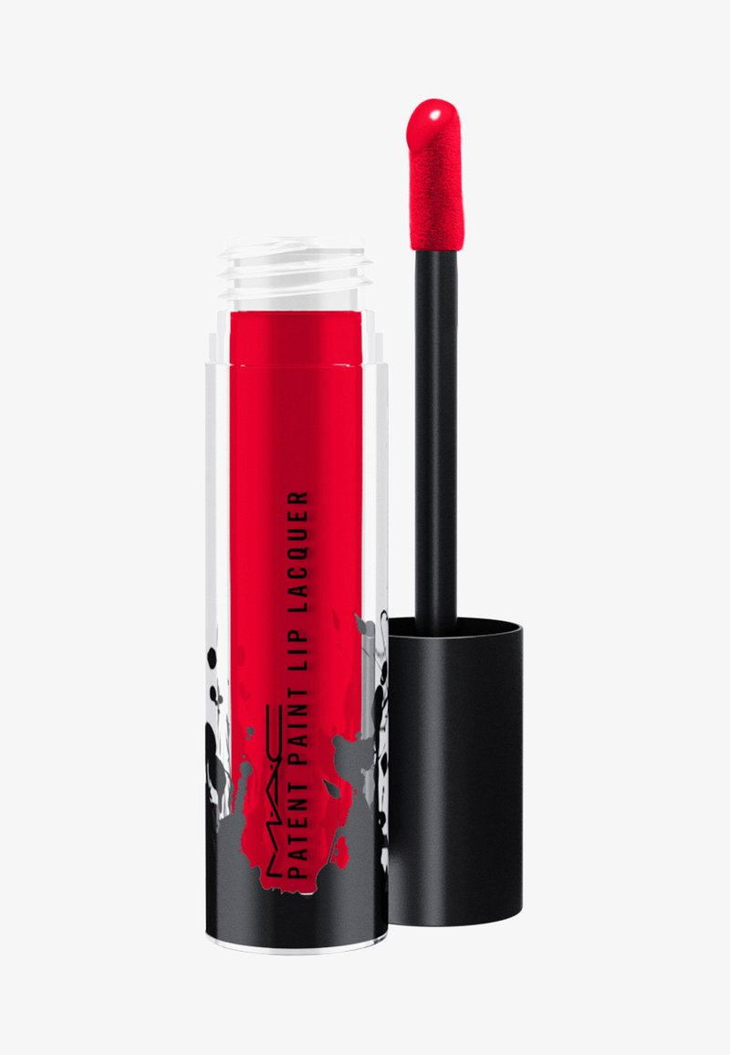 MAC - PATENT PAINT LIP LAQUER - Lip gloss - eternal sunshine