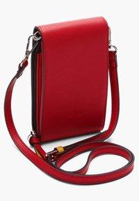 s.Oliver - Across body bag - burned red - 3
