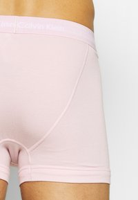 Calvin Klein Underwear - TRUNK 3 PACK - Pants - red/blue - 2