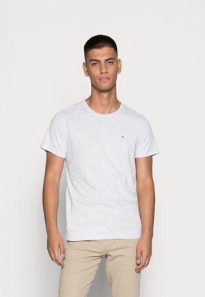 CNECK TEES 2 PACK - T-shirt basic - grey