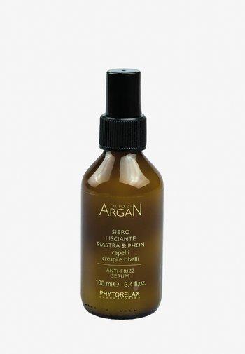 ARGAN ANTI-FRIZZ SERUM 100ML - Haarpflege - -