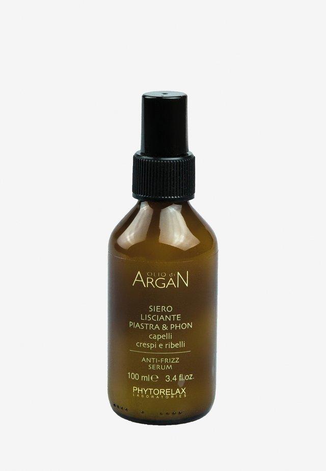 ARGAN ANTI-FRIZZ SERUM 100ML - Trattamenti capelli - -