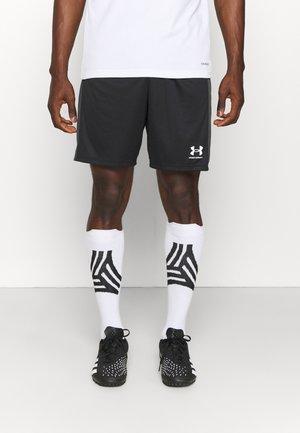 CHALLENGER SHORT - Korte sportsbukser - black/white