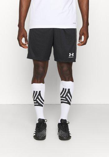 CHALLENGER SHORT - Sportovní kraťasy - black/white