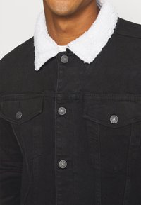 Denim Project - KASH JACKET - Cowboyjakker - black - 4