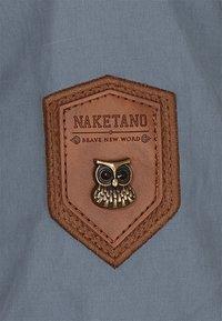 Naketano - Summer jacket - blue-grey - 5