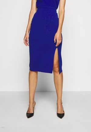 PRISCILLA - Pencil skirt - ionian