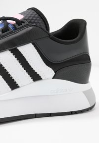 adidas Originals - SL ANDRIDGE - Trainers - core black/footwear white - 2