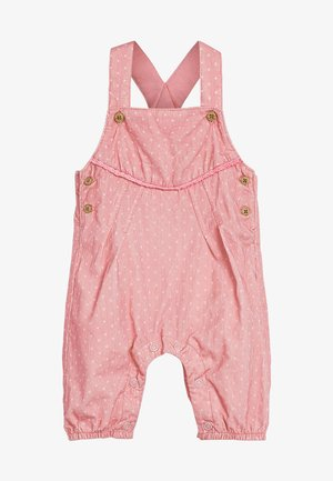 Dungarees - pink