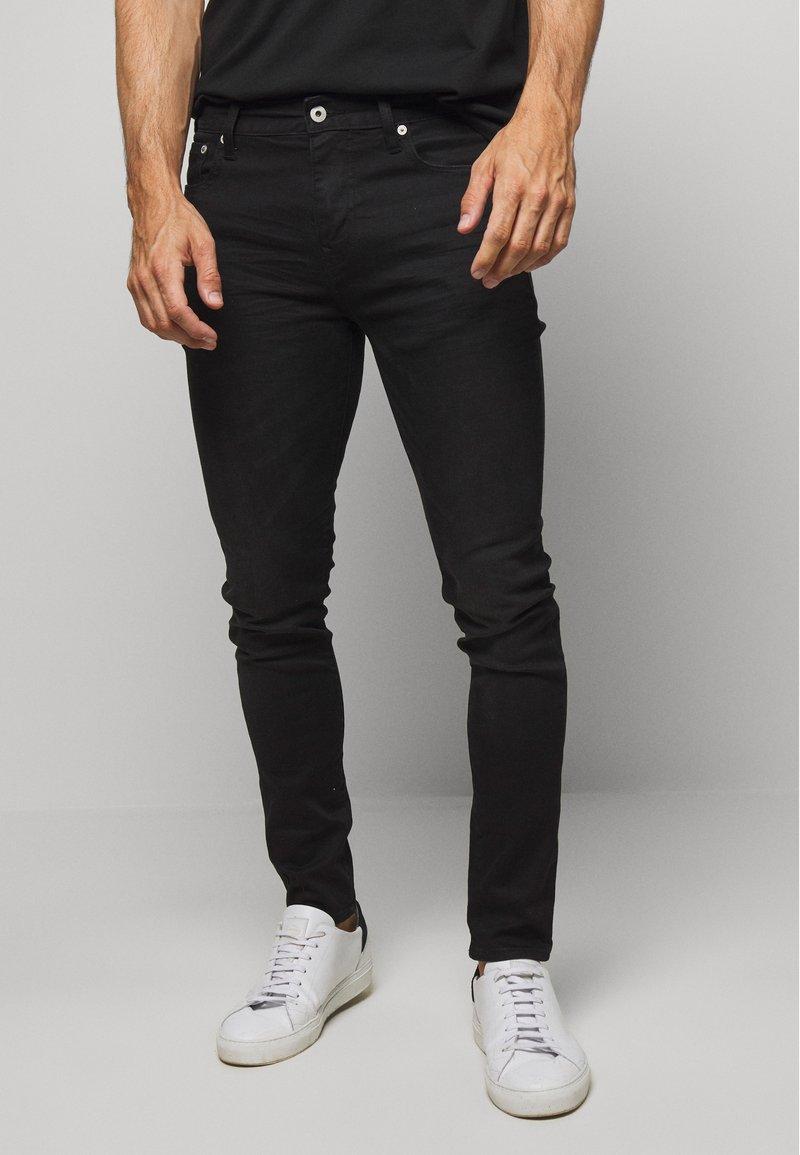 Superdry - 02 TRAVIS SKINNY NEW CODE NOS - Jeans Skinny Fit - berkeley black