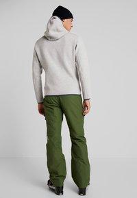 Wearcolour - TILT PANT - Skibukser - olive - 2