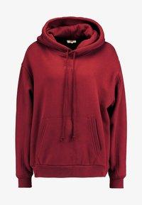 Levi's® - UNBASIC HOODIE - Hoodie - warm cabernet - 4