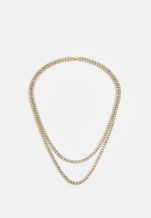 LAYERING NECKLACE - Smykke - gold-coloured