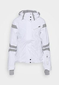Spyder - POISE - Kurtka snowboardowa - white all - 0