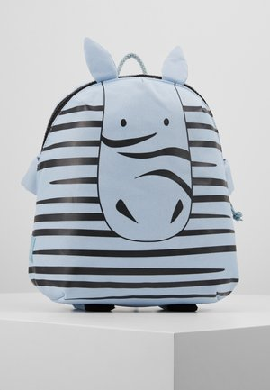 BACKPACK ABOUT FRIENDS KAYA ZEBRA - Rygsække - blue