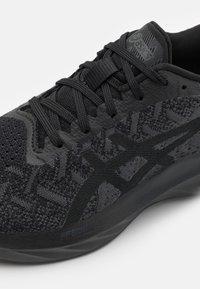 ASICS - DYNABLAST - Neutral running shoes - black/graphite grey - 5