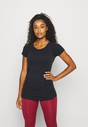 SPEEDLIGHT TEE - T-shirt basic - black