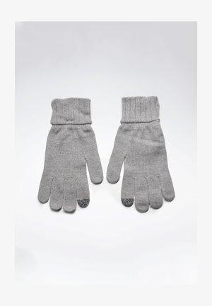 ACTIVE FOUNDATION KNIT GLOVES - Gloves - grey