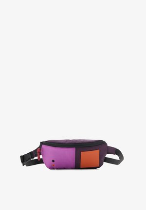 WAIST BAG - Vyölaukku - purple
