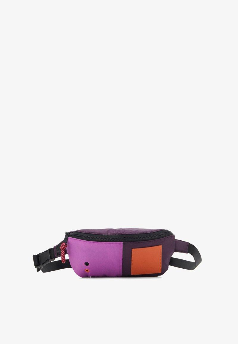 Paul Smith - WAIST BAG - Ledvinka - purple