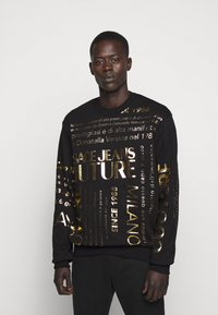 Versace Jeans Couture - Sudadera - black - 0