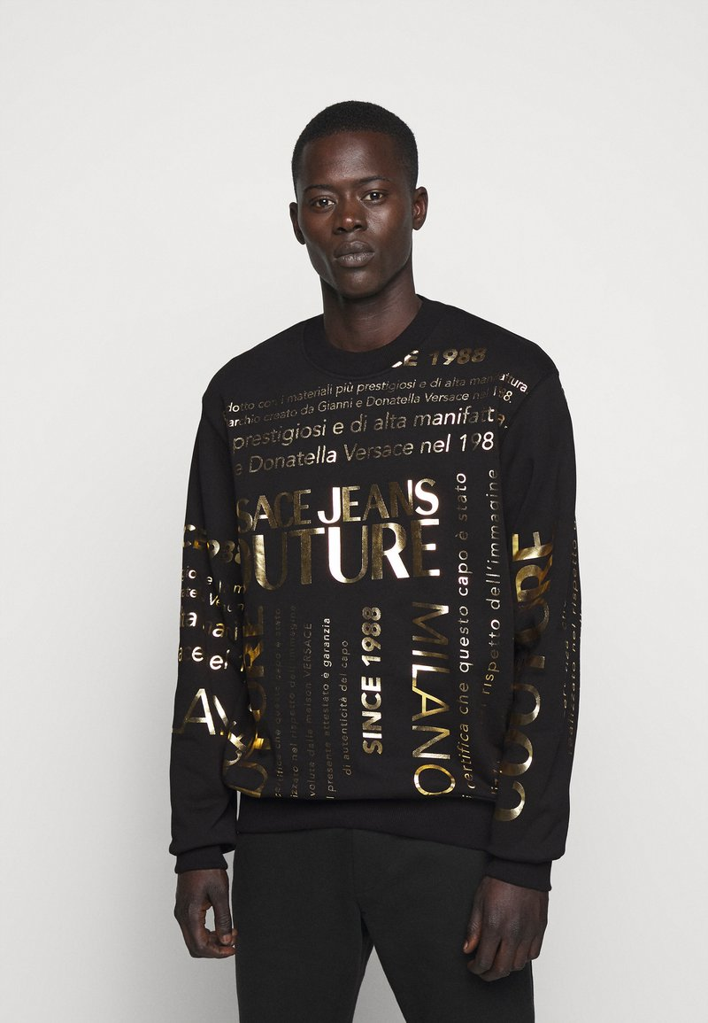 Versace Jeans Couture - Sudadera - black