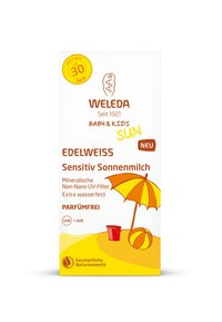 Weleda - EDELWEISS SUNSCREEN LOTION SPF30 SENSITIVE - Protection solaire - - - 1