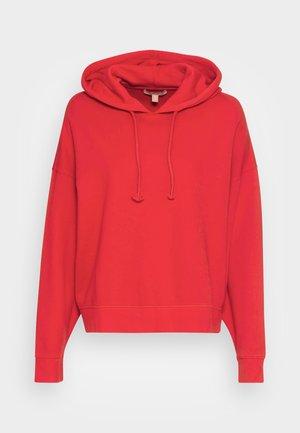 HOODIE - Sweatshirt - red
