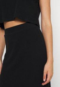 Noisy May - NMANKER SET - Shift dress - black - 5