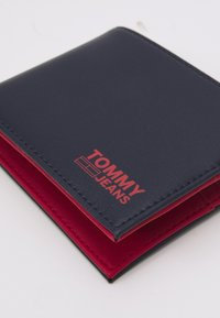 Tommy Jeans - ESSENTIAL WALLET - Wallet - blue - 4